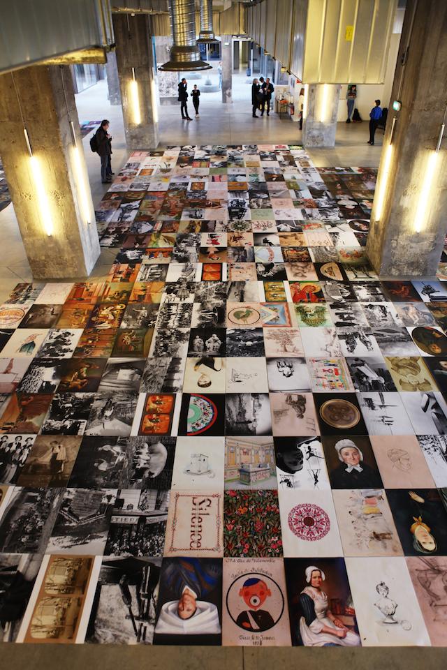 """Exposition """"Mon nom est personne"""" organisé par le cneai= aux Magasins généraux à Pantin / © cneai="""