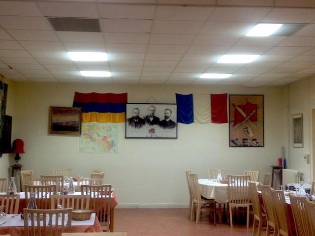 La Maison de la culture arménienne dans le 9e / © Parisianavores