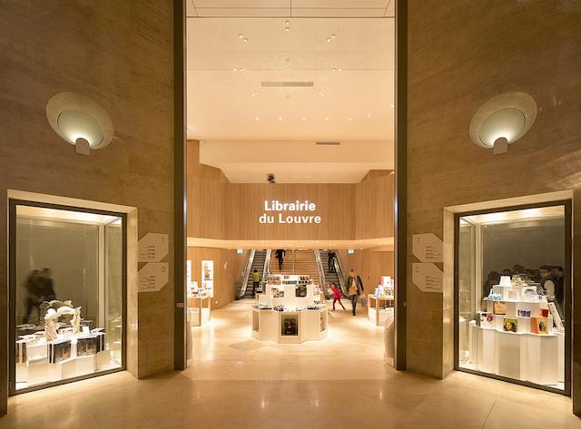 Librairie du musée du Louvre / DR