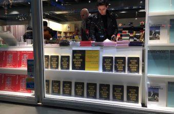 Les librairies où trouver le Guide des Grands Parisiens