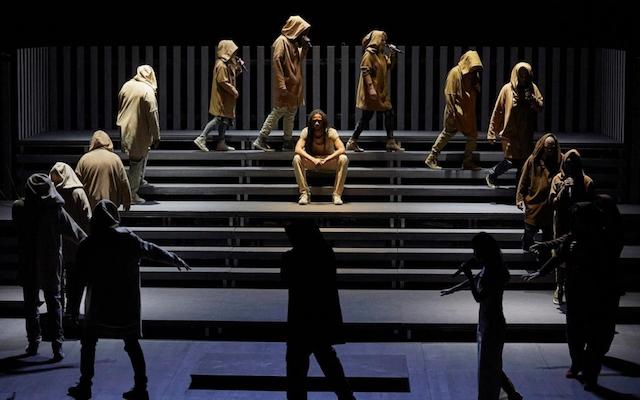 L'opéra hip-hop Orestie tiré de la tragédie grecque d'Eschyle / DR