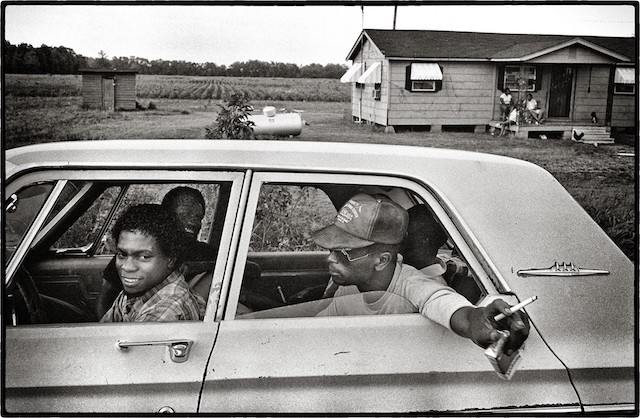 "Photographie extraite de la série ""Juke Joint Blues"" d'Alain Keler /  © Alain Keler - Agence Myop"