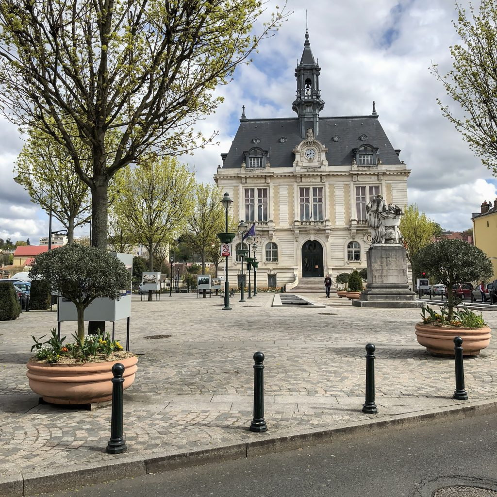 Corbeil-Essonnes / © Jean-Fabien Leclanche pour Enlarge Your Paris