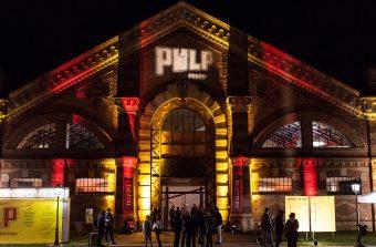 Le Pulp Festival, une bulle de BD à la Ferme du buisson