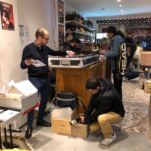 Beers & Records à Montreuil