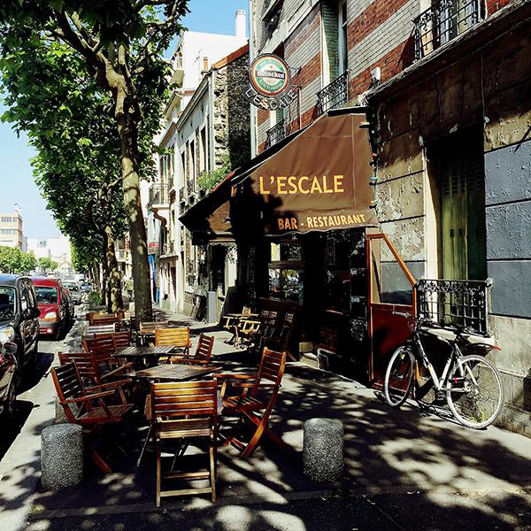 L'Escale à Montreuil