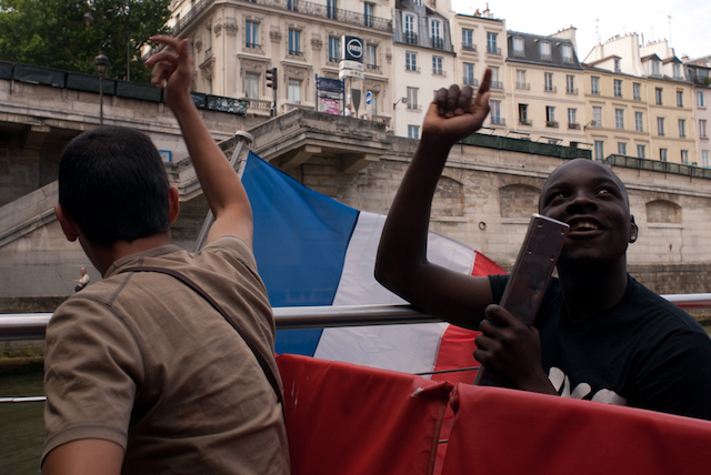 La Seine à Paris / © Jérômine Derigny