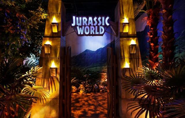 "L'exposition ""Jurassic World"" à Saint-Denis / © Universal Studios et Amblin"