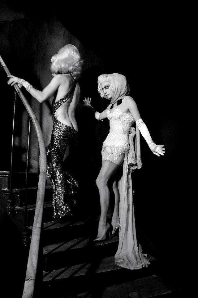 La troupe de Madame Arthur / © Monsieur Gac