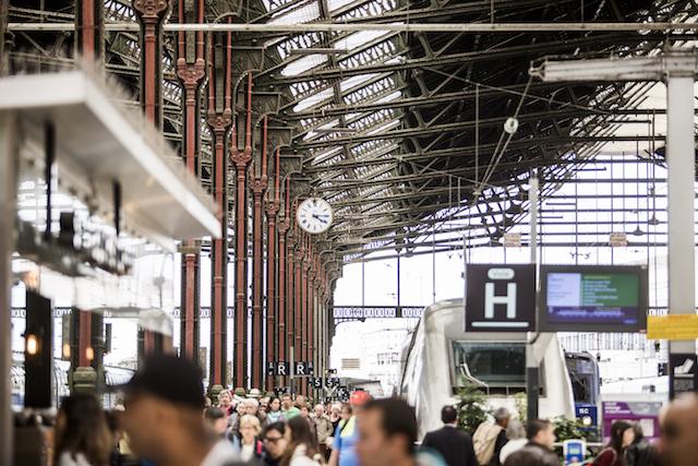 La Gare de Lyon à Paris / © Yann Audic