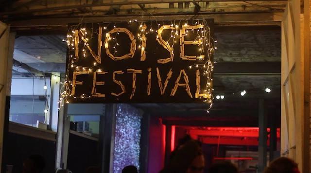Le Noise festival au centre culturel du Crous de Paris en 2017 / © Crous