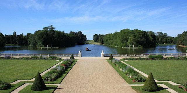 Le parc du château de Rambouillet / DR
