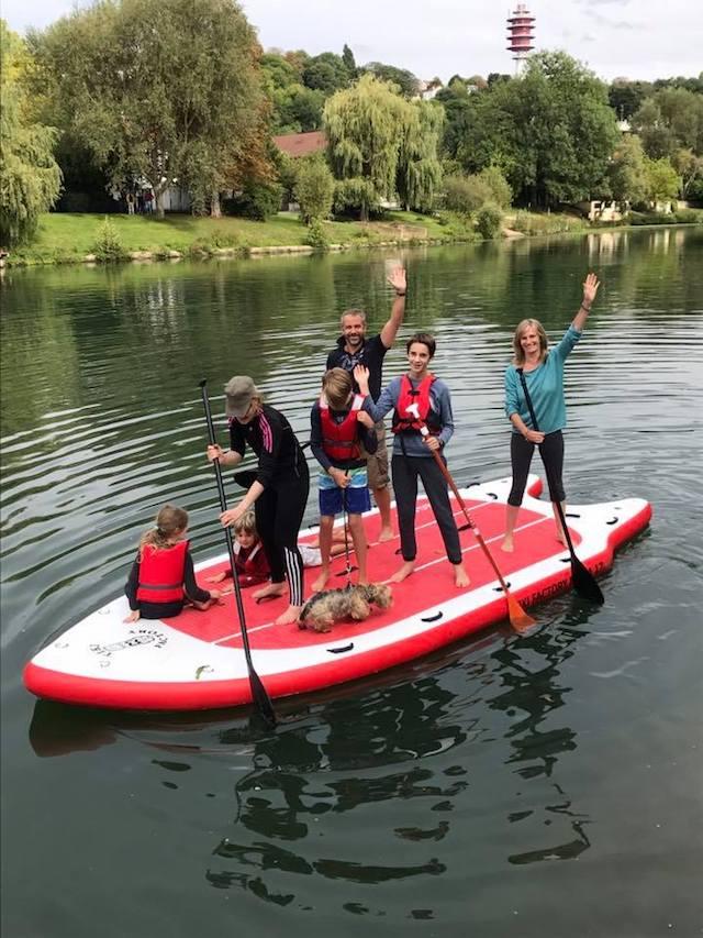 Paddle XXL chez Beach Paddle à Saint-Maur / DR