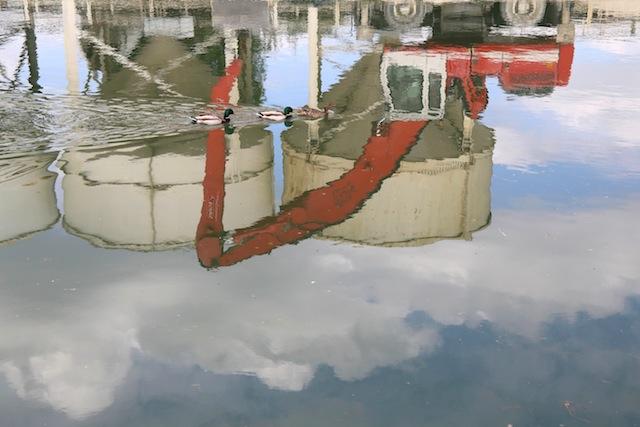 Le canal de l'Ourcq / © Flore d'Arfeuille