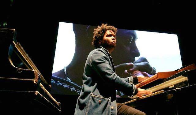 Le compositeur électro Christophe Chassol est à l'affiche du Switch Festival au théâtre de Vanves / DR