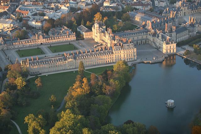 Château de Fontainebleau /  © Pascal Crapet