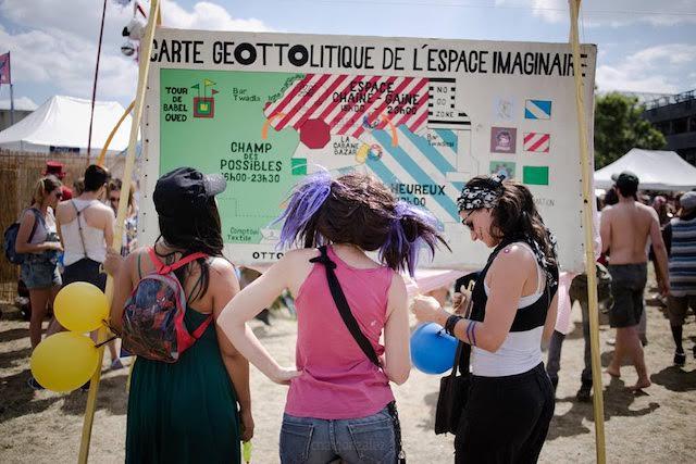 L'Espace imaginaire à Saint-Denis / DR