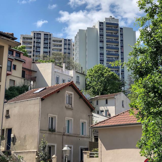 Le quartier des Epinettes à Issy / © Jean-Fabien Leclanche pour Enlarge your Paris