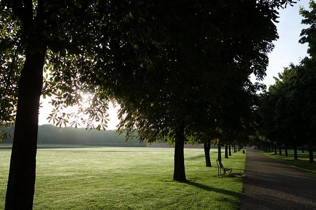 Parc du Sausset / © Petit_louis (Creative commons - Flickr)