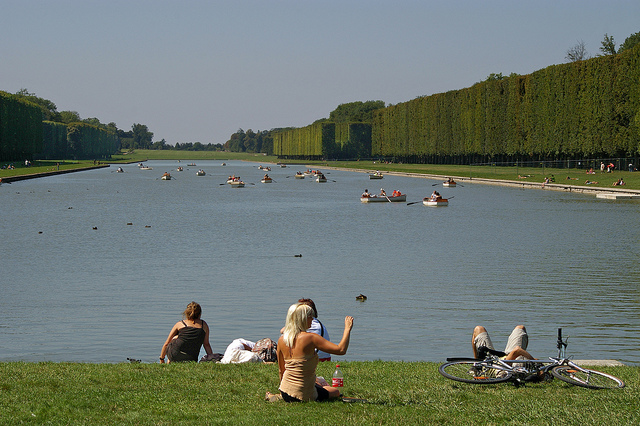 Parc de Versailles / © Daniel Jolivet (Creative commons - Flickr)