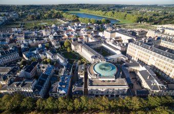 Versailles, un modèle de ville-nature en vedette à la Cité de l'Architecture