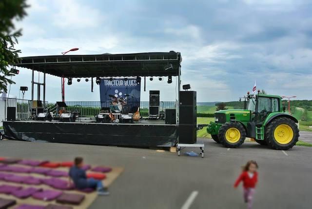 Le festival Tracteur Blues dans les Yvelines / DR