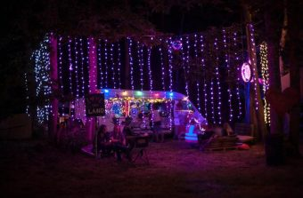 Le Bateau Music Festival, un festival indé qui envoie du bois en forêt de Rambouillet
