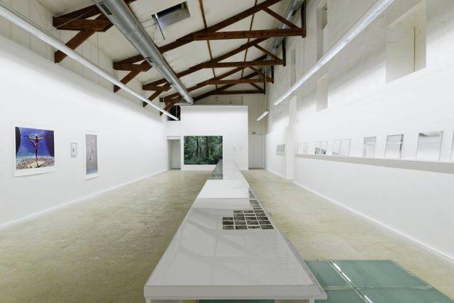 Le Centre photographique d'Île-de-France à Pontault-Combault / DR
