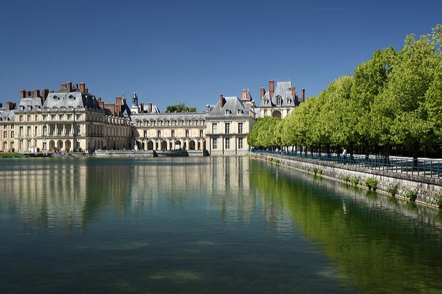 Le château de Fontainebleau / © Olga Khomitsevich - Flickr sous Creative Commons