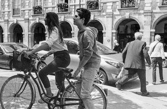 Le vélo est le nouveau romantisme