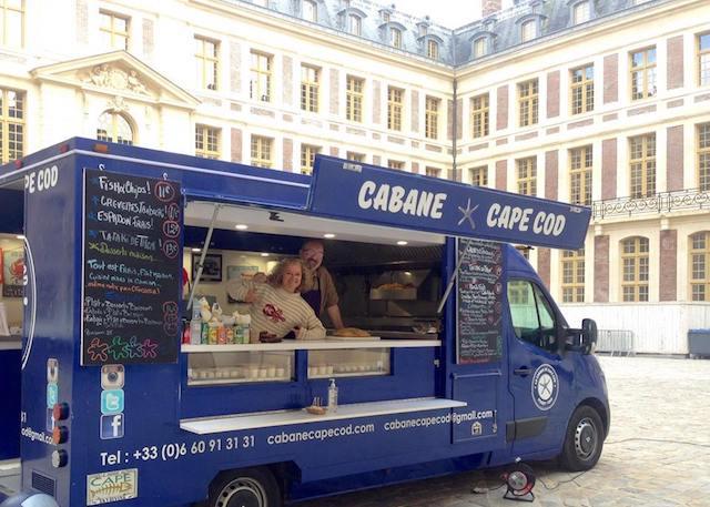 Le food truck La Cabane de Cape Cod / DR