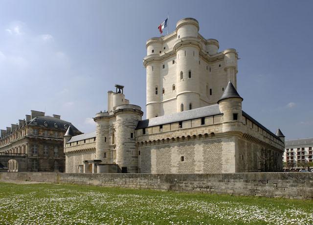 Le château de Vincennes / © Philippe Berthé - CMN