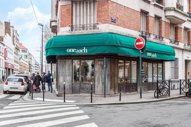 Le restaurant One Each à Clichy-la-Garenne / DR