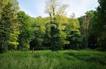 Bivouaquez au frais samedi soir dans un tout nouveau parc à Massy
