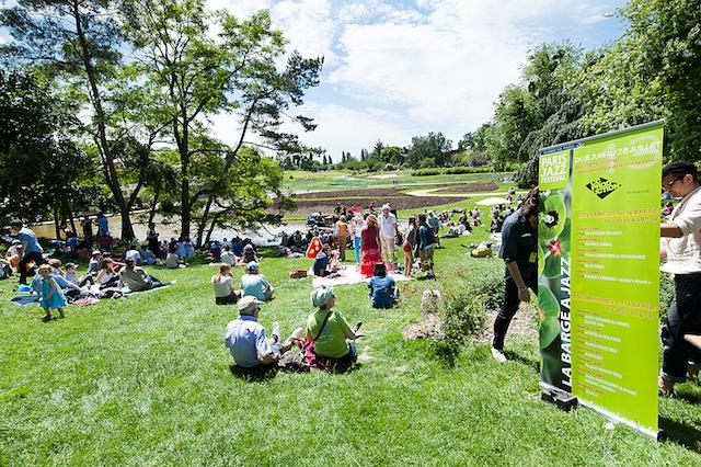 Paris Jazz Festival au Parc Floral dans le bois de Vincennes / © Robert Alcaraz