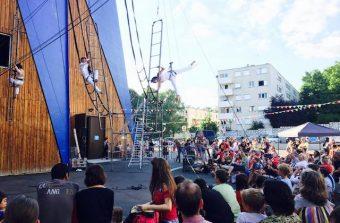 A Bagneux, le Plus Petit Cirque du Monde montre de quoi il est capable