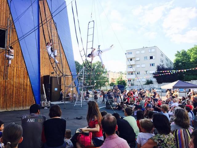Le Plus Petit Cirque du Monde à Bagneux / DR