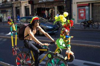 La Check Maurice, un rallye vélo déjanté pour partir à la découverte du Grand Paris