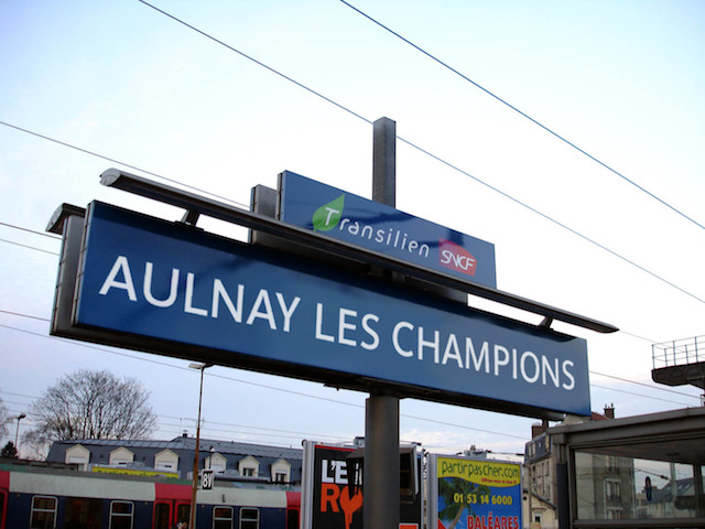 Aulnay les champions / © Enlarge your Paris x Magasins généraux / photo originale Clicsouris - Creative Commons