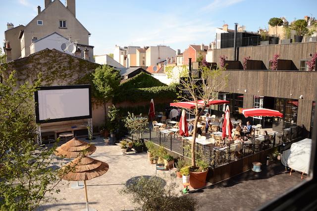 Le MOB HOTEL à Saint-Ouen / © MOB HOTEL