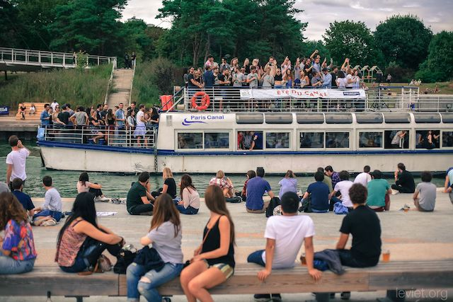 Croisière de l'été du canal / © leviet.org