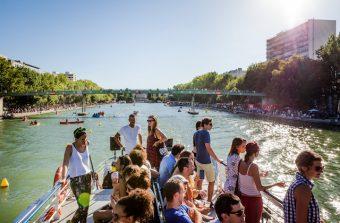 En mode brunch ou DJ set, laissez-vous mener en bateau par les canaux cet été