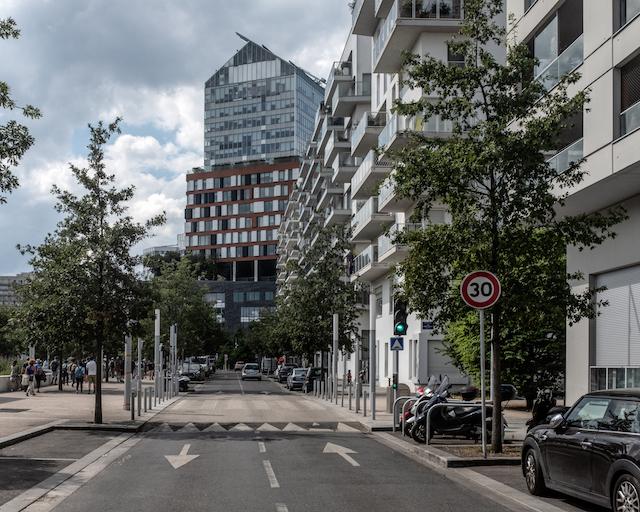 Boulogne / © Jean-Fabien Leclanche pour Enlarge your Paris