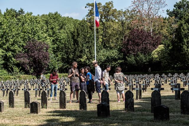 Le cimetière parisien de Bagneux / © Jean-Fabien Leclanche pour Enlarge your Paris