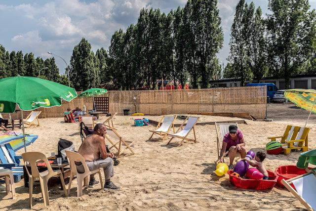 La plage du Kilowatt, friche culturelle aux Ardoines à Vitry / © Jean-Fabien Leclanche pour Enlarge your Paris
