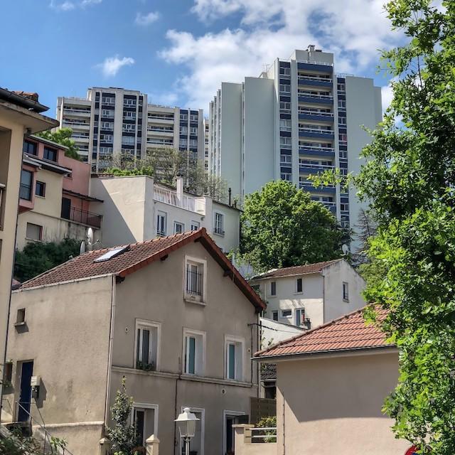 Les tours du quartier des Epinettes à Issy / © Jean-Fabien Leclanche pour Enlarge your Paris