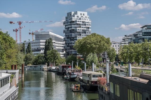 Issy-les-Moulineaux / © Jean-Fabien Leclanche pour Enlarge your Paris