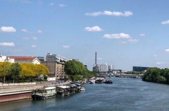 Seine de fin, d'Arcueil-Cachan à Boulogne