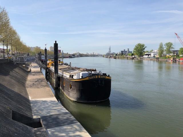 Les bords de Seine /  © Jean-Fabien Leclanche pour Enlarge your Paris