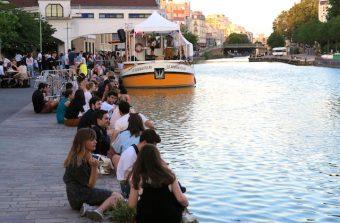 5 bars où sortir le long du canal entre Paris et Pantin